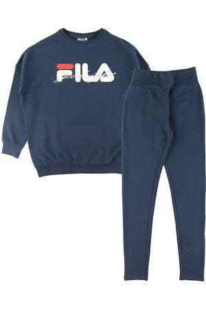 Fila Pyjamas - Marinblå m. Logo
