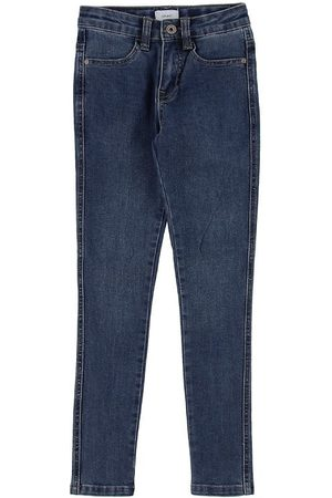 Grunt Flicka Jeggings - Jeans - Jegging Super Stretch - Unit Blue