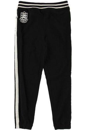 Ralph Lauren Flicka Joggingbyxor - Polo Sweatpants - m. Ränder