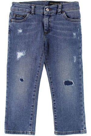 Dolce & Gabbana Flicka Jeans - Jeans - Denim