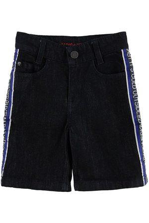 Zadig & Voltaire Flicka Shorts - Shorts - Mörk Denim m. Text