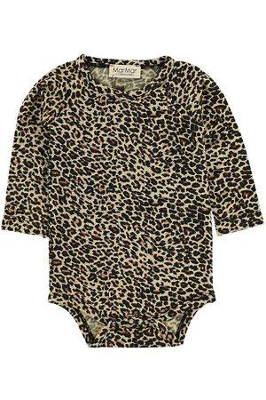 MarMar Bodys - Body - L/Ä - Leopardtryck