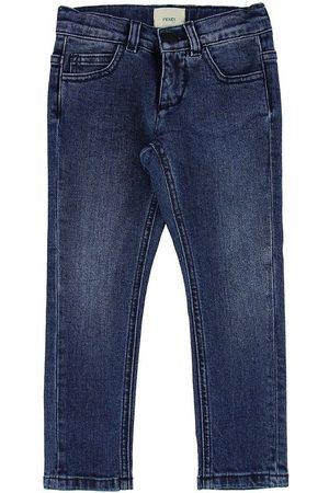Fendi Kids Jeans - Mörkblå
