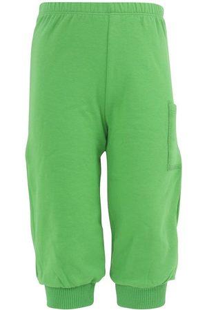 Danefæ Pojke Joggingbyxor - Sweatpants - Äppelgrön