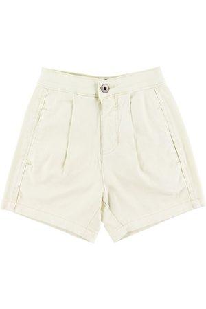 Grunt Flicka Shorts - Shorts - Gitte - Ecru