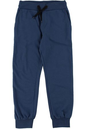 Fendi Kids Sweatpants - Mörkblå