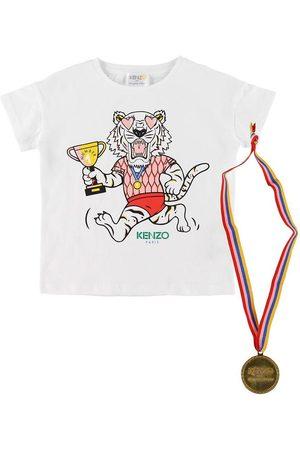 Kenzo T-shirt - Exclusive Edition - / m. Medaljer
