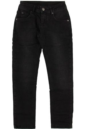 Hound Pojke Straight - Jeans - Straight - Black Denim