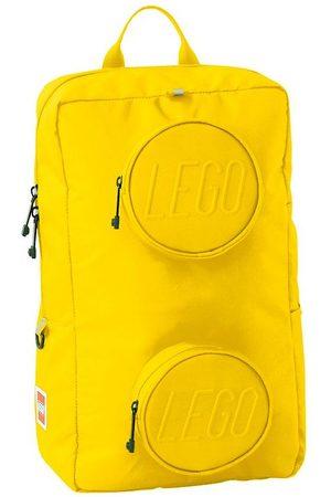 Lego Ryggsäckar - Lego Skolväska - Signature Brick - 18 L - Bright Yellow