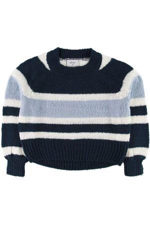 Grunt Stickad tröja - Hanne