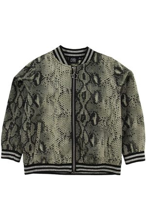 PETIT by Sofie Schnoor Cardigan - Snake 3 - Faded Green