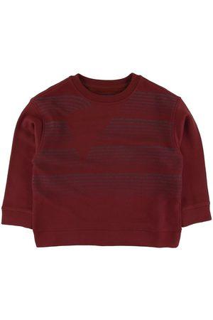 Emporio Armani Pojke Sweatshirts - Sweatshirt - Mörk