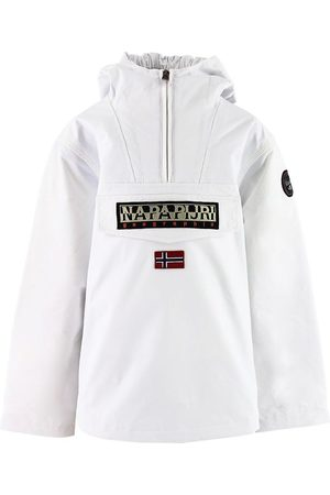 Napapijri Vinterjacka - Rainforest - Bright White