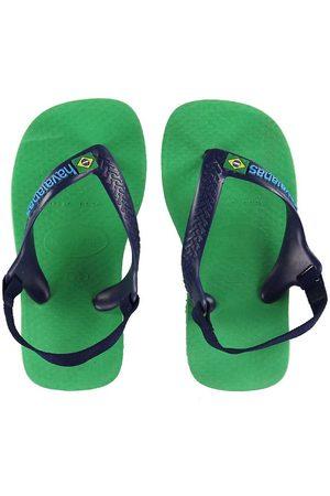 Havaianas Flicka Flip-flops - Flip-flops - Baby Brazil - Leaf Green