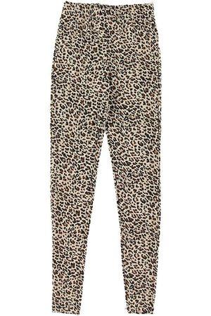Grunt Leggings - Lupa Leopard - Nature
