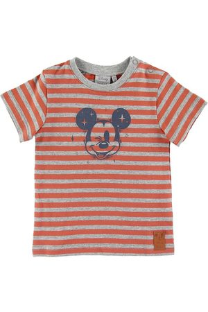 Disney Pojke T-shirts - T-shirt - Mickey Wink - Wood
