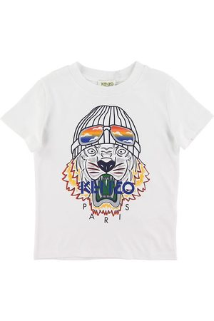 Kenzo T-shirt - Tiger JB 4 - m. Tryck