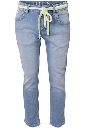 Hound Pojke Straight - Jeans - Straight - Used Blue Denim