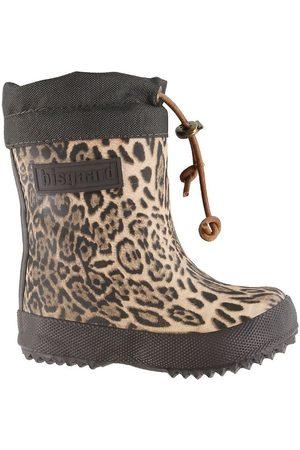 Bisgaard Flicka Gummistövlar - Termostövlar - Leopard
