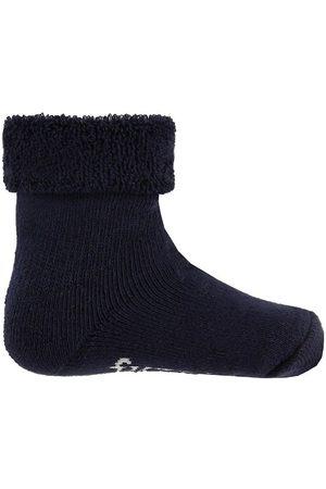 Fuzzies Gåstrumpor - Marinblå