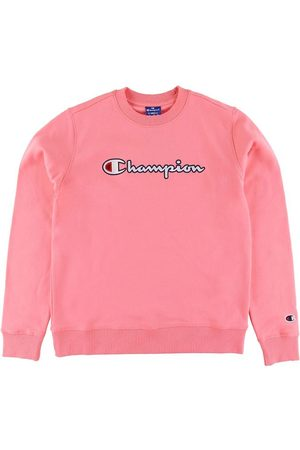 Champion Fashion Sweatshirt - Pink m. Logo