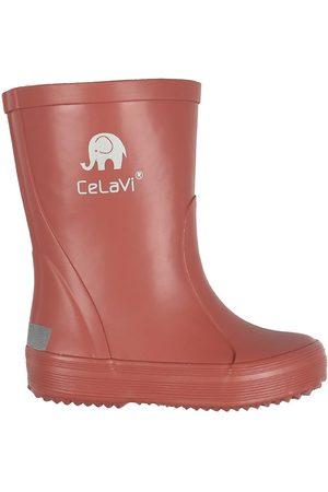 CeLaVi Gummistövlar - Gummistövlar - Redwood m. Logo
