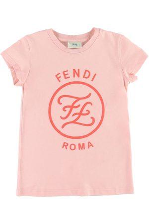 Fendi T-shirt - m. Logo