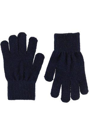 CeLaVi Handskar - Handsker - Strickad - Ull - Marinblå