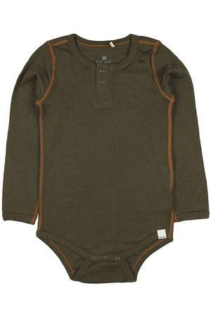 CeLaVi Body l/ä - Ull - Military Olive