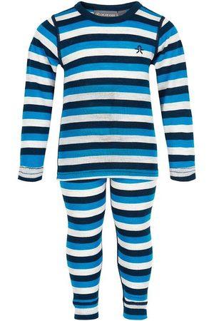 Color Kids Pojke Underställ - Underställ - Dress Blues m. Ränder