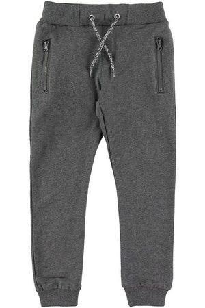 Name it Sweatpants - NkmHonk - Noos - Mörkgråmelerad