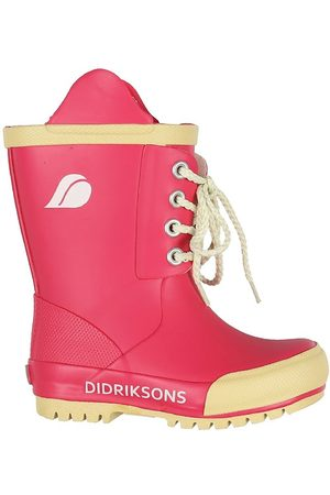 Didriksons Gummistövlar - Splashman Kids - Fuchsia
