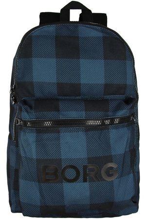 Björn Borg Pojke Ryggsäckar - Ryggsäck - Blå/ m. Rutor