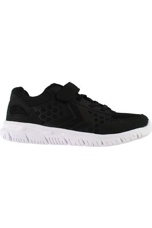 Hummel Skor - HMLCrosslite Sneaker Jr - Svart/Vit