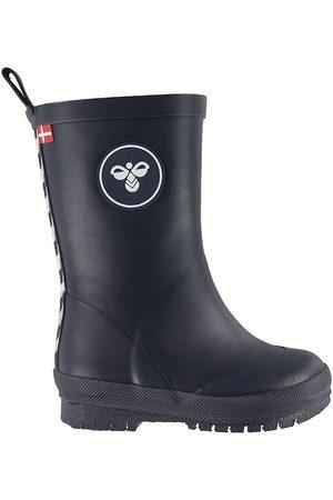 Hummel Boots - Gummistövlar - HMLRubber Boot Jr - Navy