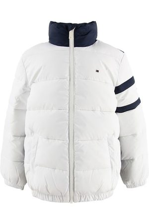 Tommy Hilfiger Dunjacka - Colour Block - Bright White