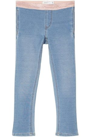 NAME IT Jeggings - Noos - NmfSalli - Medium Blue