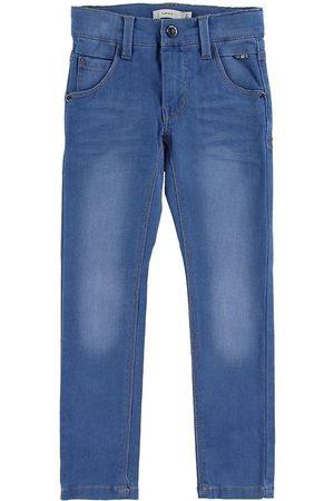 Name It Pojke Jeans - Jeans - Nitclas Super Stretch - Noos - Medium Blue Denim