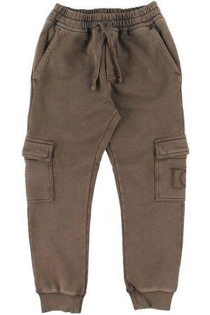 Dolce & Gabbana Pojke Joggingbyxor - Sweatpants - Country Maschio