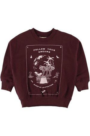 Soft Gallery Sweatshirt - Baptiste - Decadent Chocolate