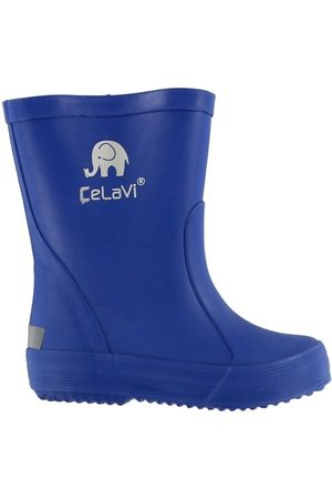 CeLaVi Gummistövlar - Basic - Havsblå