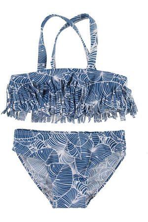 Color Kids Flicka Jeans - Bikini - Navida - UV40+ - Jeans Blue