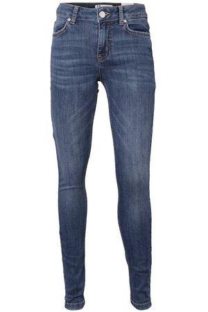 Hound Flicka Halsdukar - Jeans - Tubhalsduk - Dark Blue Used