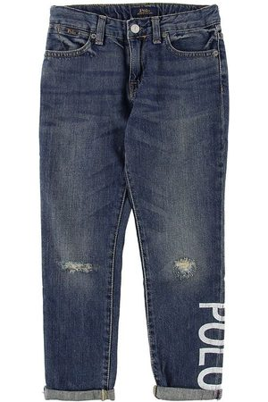 Ralph Lauren Polo Jeans - Astor - Denim m. Tryck