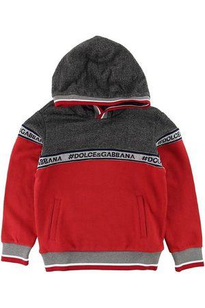 Dolce & Gabbana Pojke Hoodies - Hoodie - /Gråmelerad