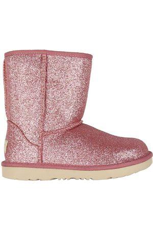 UGG Stövlar - Short II Glitter - Pink