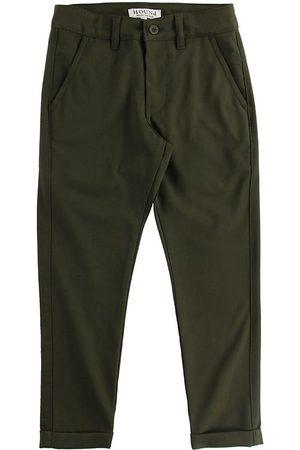 Hound Chinos - Armygrön
