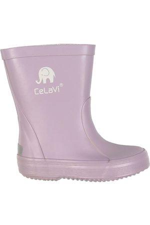 CeLaVi Flicka Gummistövlar - Gummistövlar - Basic - Lavendel