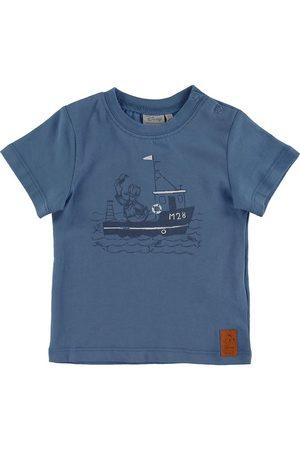 Disney Pojke T-shirts - T-shirt - Captain Donald Duck - Blue Horizon