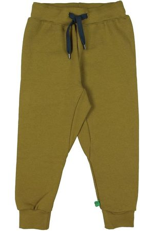 Freds World Pojke Joggingbyxor - Sweatpants - Olivgrön